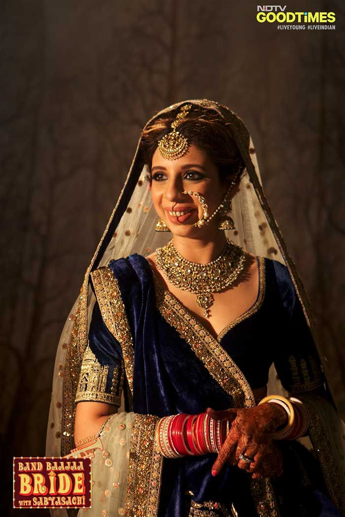 Boho Bride Shreya's Magical Transformation Into A Sabyasachi Bride