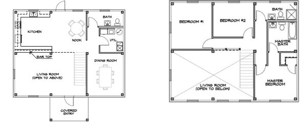 17 best images about morton home buildings floor plans on for Floor plans for building a house