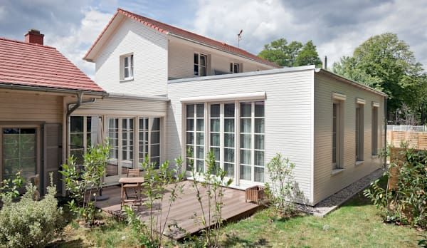 Encuentra las mejores ideas e inspiración para el hogar. HAUS GROSS GLIENICKE por Müllers Büro   homify