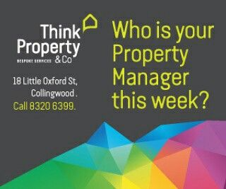 Client campaign #whoisyourpropertymamagerthisweek? #thinkpropertyco #digitalwhitespace