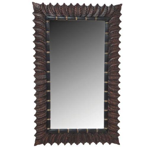 12.Fern Leaf Mirror, $1,295, from Republic Home.  http://www.republichome.com/Mirrors