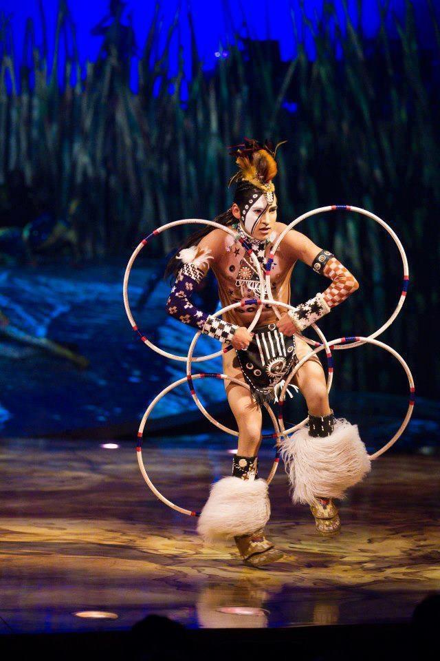 Arte Cirque Du Soleil