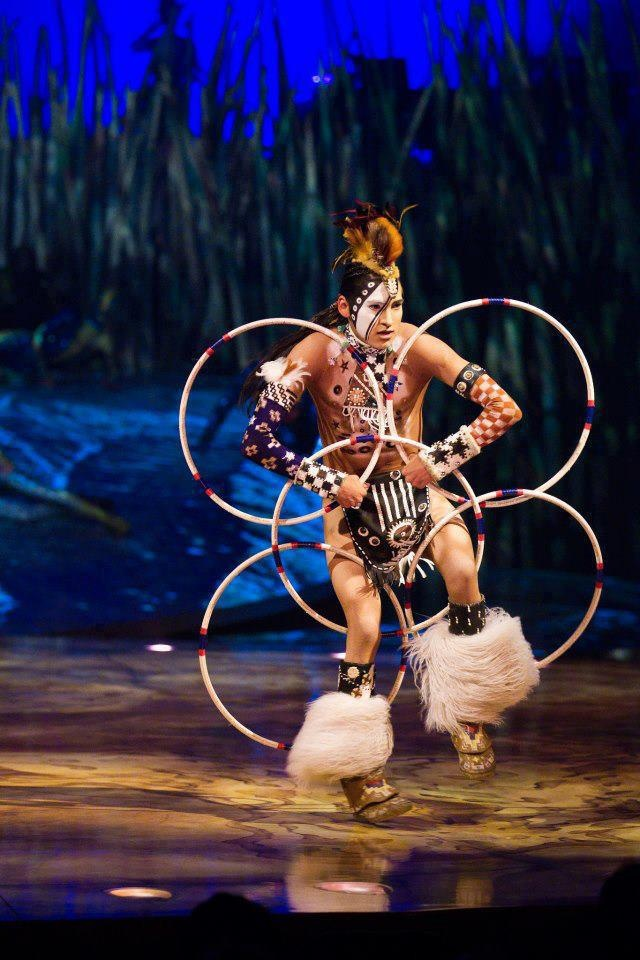 cirque du soleil 3 essay A cirque du soleil aerialist is dead after falling during a performance in first-person essays, features, interviews and q&as about life today.