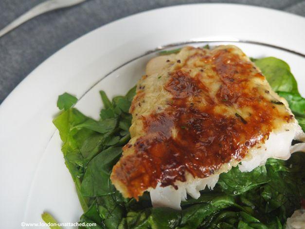 5:2 Diet  - smoked haddock rarebit