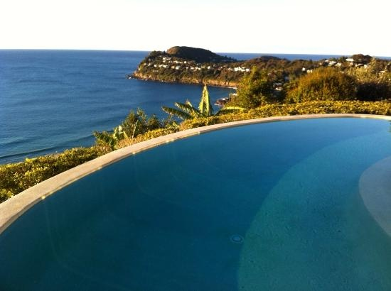 Jonah's Whale Beach View from the pool looking south #Sydney #Australia es.html