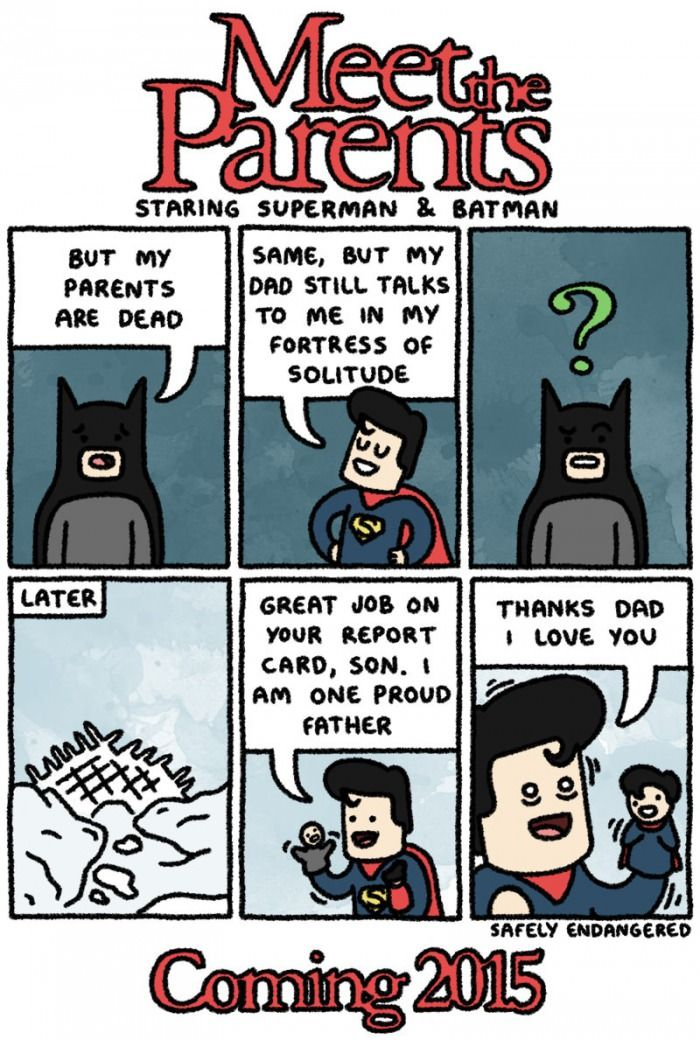 The new Superman and Batman movie