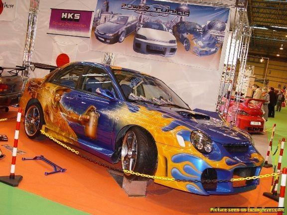 Cheap Car Painting Sydney
