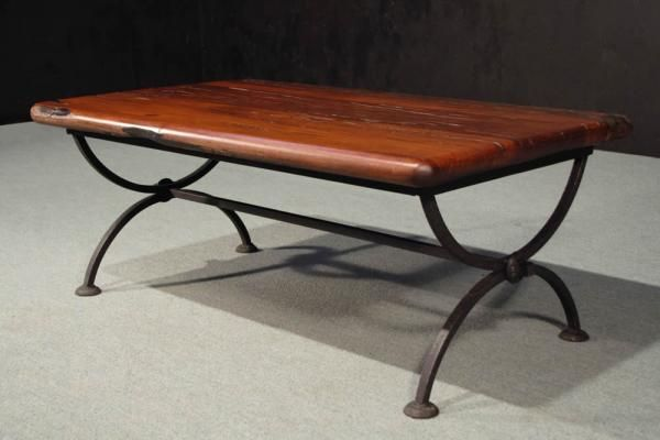 Wrought Iron Coffee Table Legs Woodworking Projects Plans