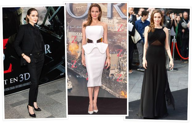 Fashion Moment of the Week: Angelina Jolie's Return to the Red Carpet
