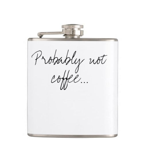 Non Alcoholic Drinks Hip Flask