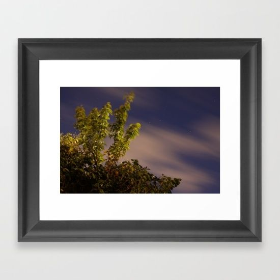 Choose from a variety of frame styles, colors and sizes to complement your favorite Society6 gallery, or fine art print - made ready to hang. Fine-crafted from solid woods, premium shatterproof acrylic protects the face of the art print, while an acid free dust cover on the back provides a custom finish. All framed art prints include wall hanging hardware.