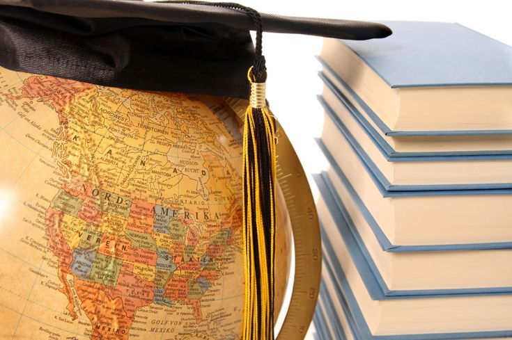 Bucket list: Masters Degree  Map for finding English-taught degrees