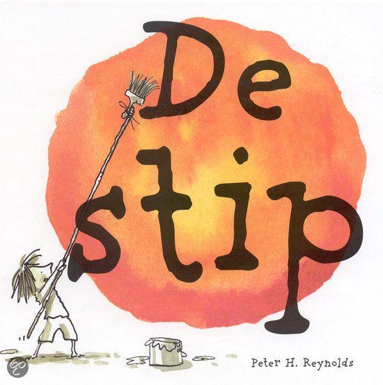 De stip (voorblad boekje van illustrator H Reynolds)