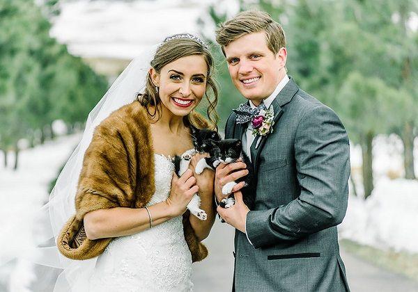 İki Hayvanseverin Farkındalık İçin Düğünlerinde Uyguladıkları Muhteşem Karar