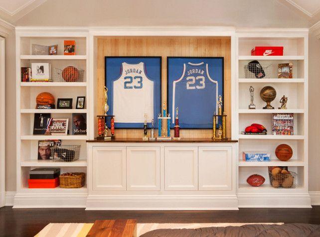 Kids Bedroom Bookcase Cabinet. Bookcase Cabinet. Bookcase Cabinet Ideas. #BookcaseCabinet Garrison Hullinger Interior Design Inc.