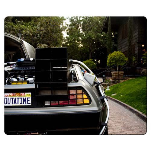 30x25cm 12x10inch personal Gaming Mouse Pad precise cloth antislip rubber rubber and cloth office Ba @ niftywarehouse.com #NiftyWarehouse #BackToTheFuture #Movie #Film #Movies #Gifts