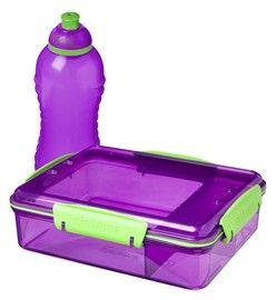 Чики Рики: Sistema. Пластиковая посуда и пищевые контейнеры