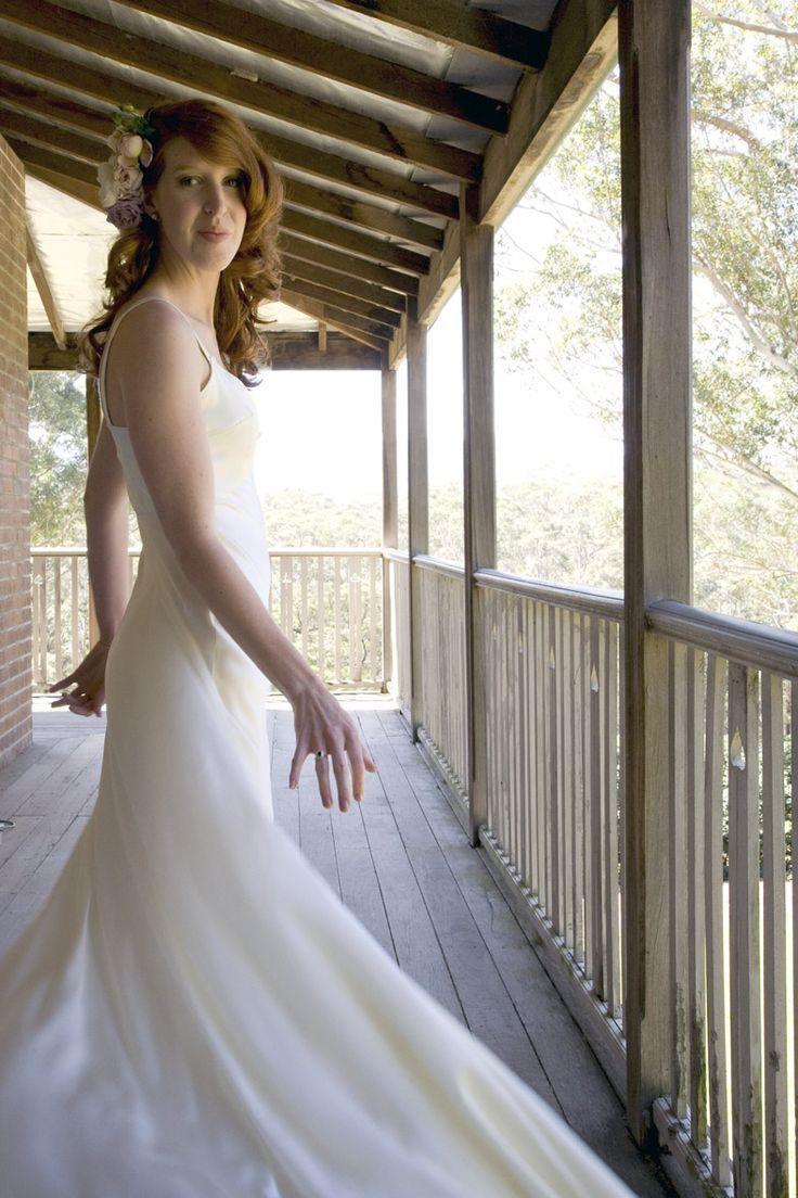 #wedding #bride #portrait #slip   Photography by Hanna Hosking, Hang Studio