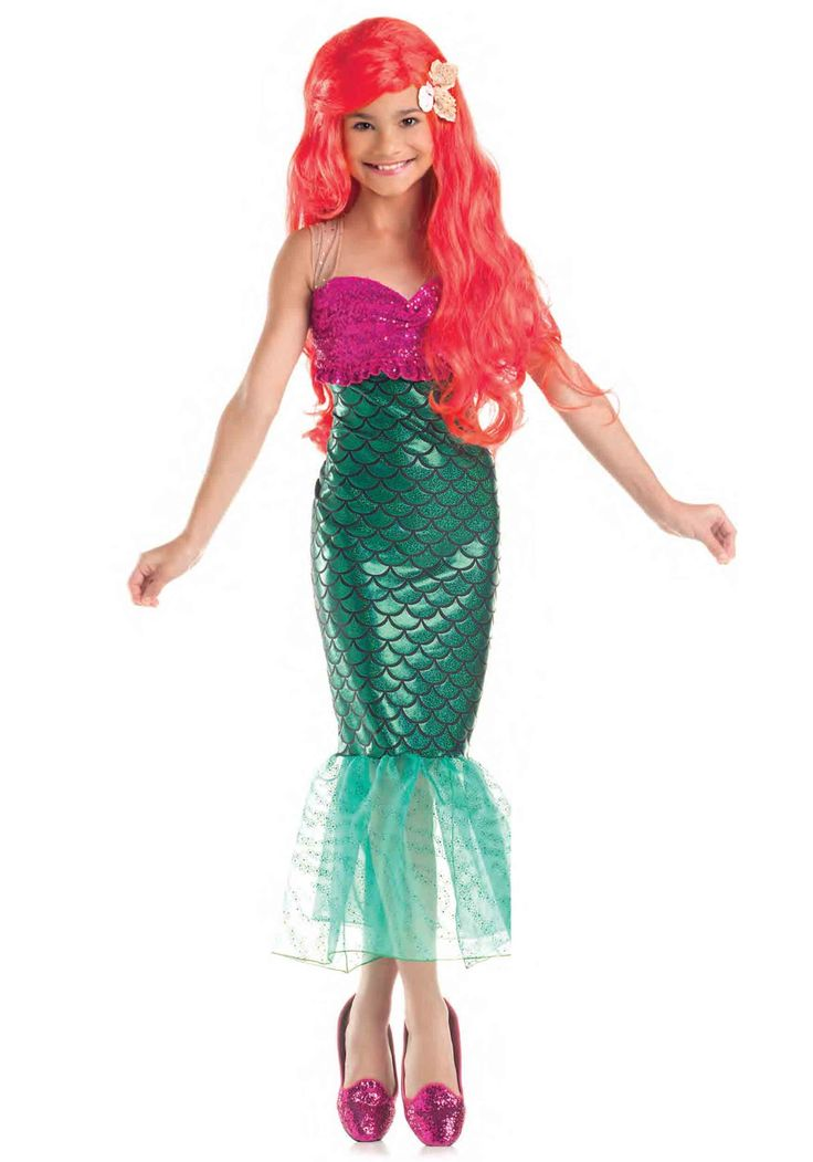 Zombie Little Mermaid Costume 17 Best images about G...
