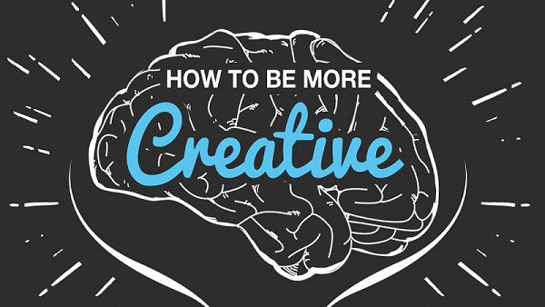 Train your brain to become a creative powerhouse with these nine simple steps.