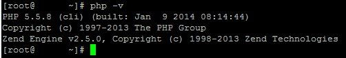 Upgrading PHP from 5.3 to 5.4 or 5.5 on CentOS 6.5 with Virtualmin | myhken's webhosting reviews