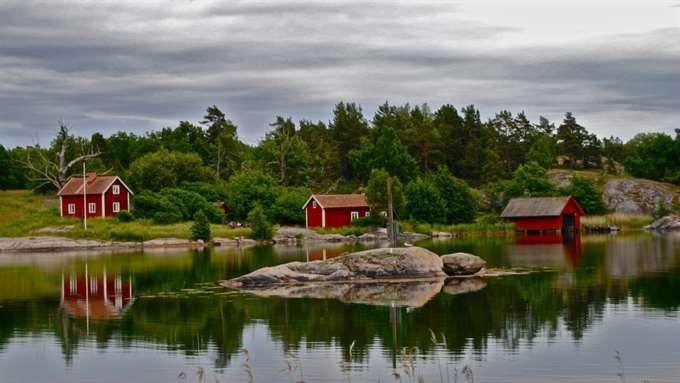 Sverige rankas som världens bästa land att uppfostra barn i, enligt 2016 Best Countries report. Foto: Colourbox