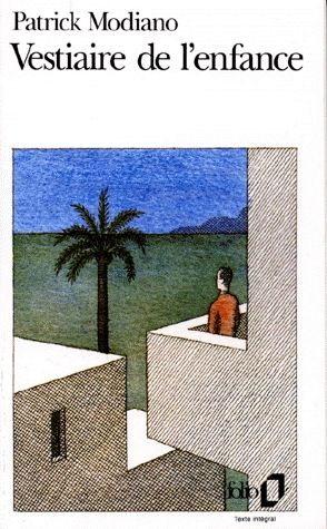 Couvertures Images Et Illustrations De Vestiaire Lenfance Patrick Modiano