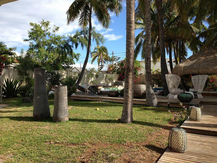 Villa St Gilles Les Bains - location de standing face au lagon de Grand Fond 1001160   Abritel