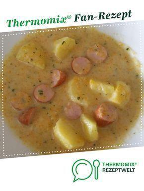Mar 30, 2020 – Kartoffel-Gemüsesuppe von Lilli60. Ein Thermomix ® Rezept aus der Kategorie Suppen auf www.rezeptwelt.de,…