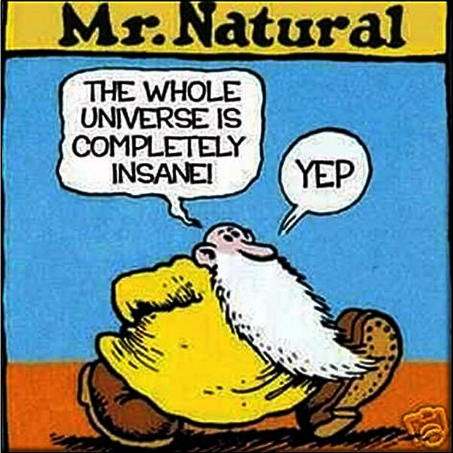 By Robert Crumb davidcharlesfoxexpressionism.com #robertcrumb #cartoons…