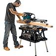 Keter Folding Work Table, Model# 17182239