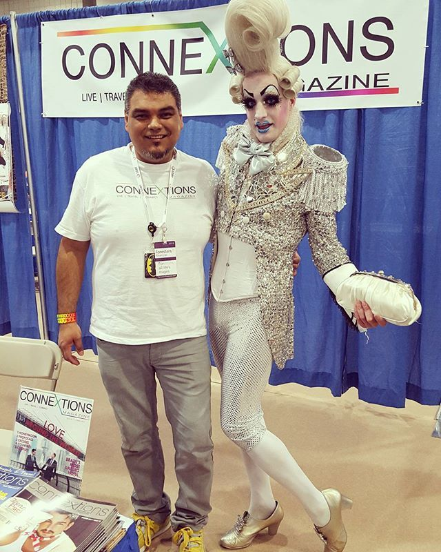 @TheLGBTexpo in #NYC #Travel some of the @ConnextionsMag visitors  #theLGBTExpo #GayExpo #GayCruise #Destination #LGBT #GLBT #gaytravel #lesbiantravel #bisexual #trans #transgender #transworld #instagay #lesbihonest #gaystagram #gay #lesbian #adventure #vacation #gayfamilytravel  @ConnextionsMag  Live | Travel | Connect The #Travel Magazine for LGBT #Travelers