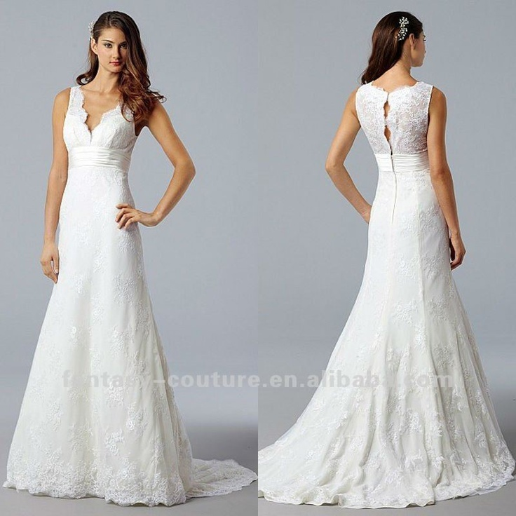 61 best wedding dress patterns images on pinterest for Lace wedding dress patterns to sew