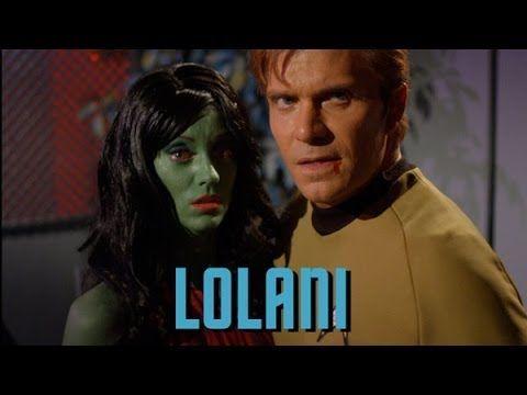 "Star Trek Continues E02 ""Lolani"" - YouTube"