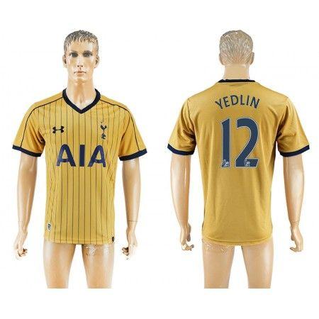 Tottenham Hotspurs 16-17 #Yedlin 12 3 trøje Kort ærmer,208,58KR,shirtshopservice@gmail.com