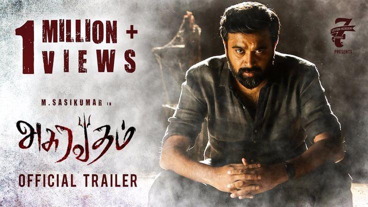 Asuravadham Official Trailer M Sasikumar M Maruthupandian Seven Official Trailer Mp3 Song Film Song