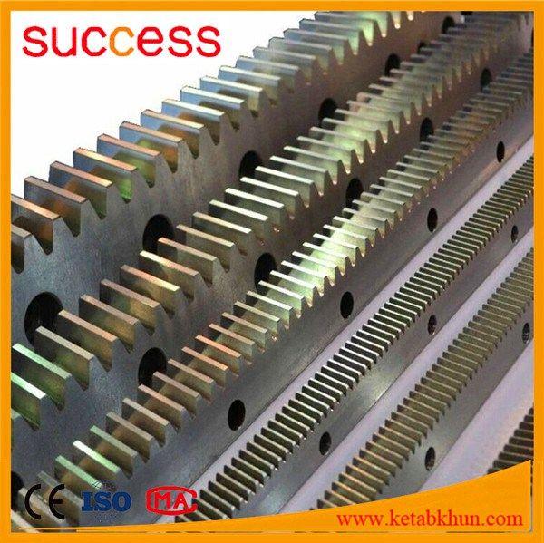 Module 1,module 2 gear rack and pinon for CNC Milling Turning Machining     More: https://www.ketabkhun.com/gear/module-1module-2-gear-rack-and-pinon-for-cnc-milling-turning-machining.html
