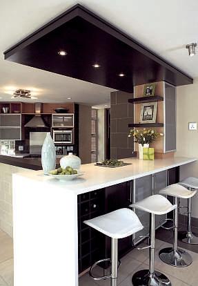 Kitchen recessed lights