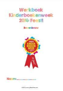 Werkboek Kinderboekenweek bovenbouw thema Feest