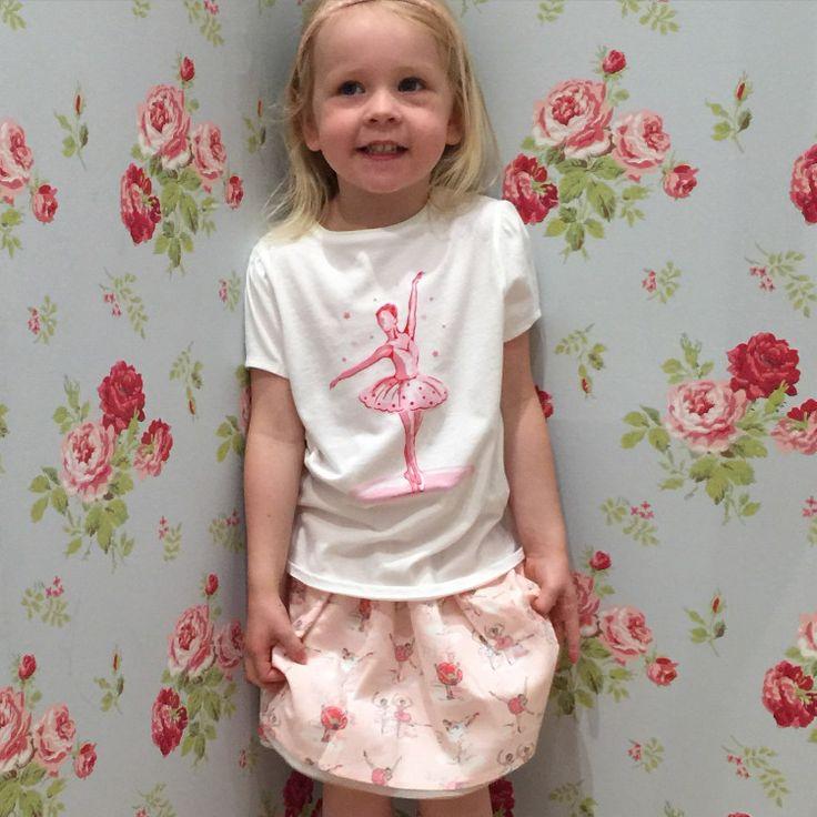 Cath Kidston ballet clothes
