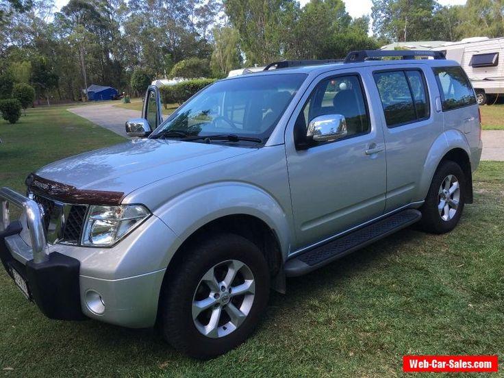NISSAN PATHFINDER STL TURBO DIESEL 2008 AUTO ONLY 129000 KLMS #nissan #pathfinder #forsale #australia