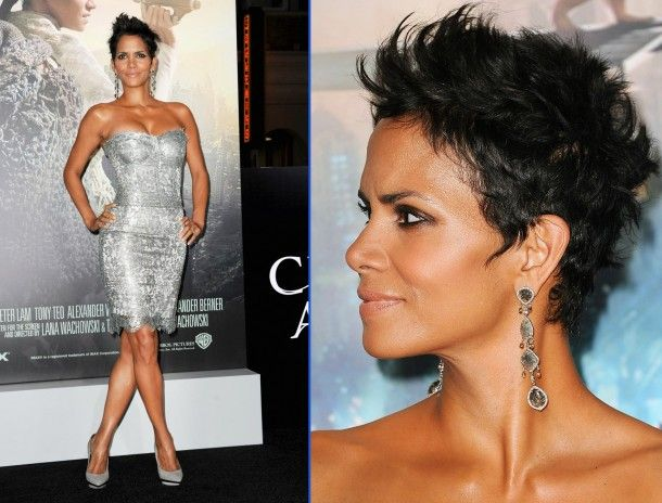 Halle Berry, absolutely gorge and she's 40+. Young girls step ya game all the way up