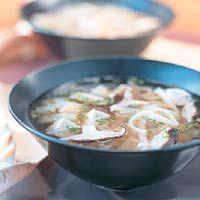 Recept - Uiensoep met tofu - Allerhande