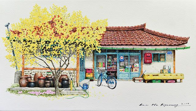 Me Kyeoung Lee : Paint Korea Shop
