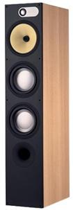 B Bowers & Wilkins 683 | La imponente 683 es la caja acústica de tres vías genuina de la Serie 600, con una serie de tecnologías y un nivel de prestaciones que desafían su puesto de nivel básico en el mercado .:. Para salas grandes, dos 683 forman una asociación formidable, tanto para Alta Fidelidad estéreo como para una instalación de Cine en Casa .:. Un par de woofers de cono compuesto de aluminio/papel/Kevlar® proporcionan una potencia profunda, dinámica y sólida a frecuencias bajas .:.