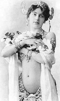"""Mata Hari (Sunrise) - """"... a colorful butterfly in the sun."""""""