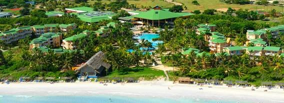 """Отель """"Tryp Cayo Coco All Inclusive"""" **** (остров Кайо Коко, Куба).  Подробности: +7 495 7421717, sale@inna.ru. Будьте с нами! Открывайте мир с нами! Путешествуйте с нами!"""