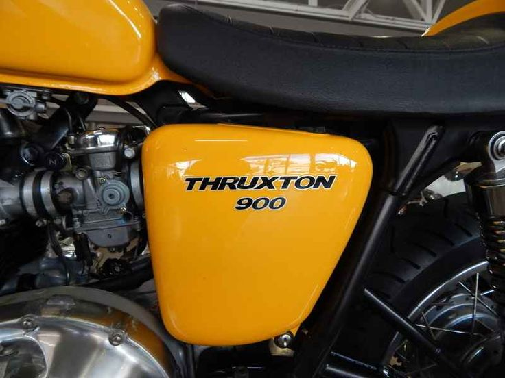 Used 2005 Triumph Thruxton 900 Motorcycles For Sale in Illinois,IL. 2005 Triumph Thruxton 900,
