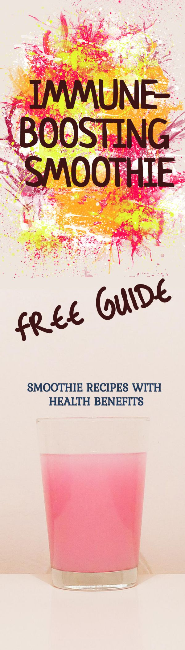 FREE GUIDE! HEALTHY & DELICIOUS SMOOTHIE RECIPES with health benefits: Nourishing Smoothie Recipe Detox Smoothie Recipe Weight Loss Smoothie Recipe Anti-Aging Smoothie Recipe Immune-Boosting Smoothie Energizing Smoothie Recipe Brain-Boosting Smoothie Anti http://healthyquickly.com/5-healthy-smoothies-for-weightloss/