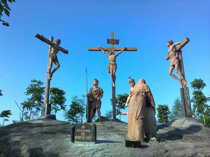 Kawa Kawa Hill and Nature Park, Ligao City, Albay